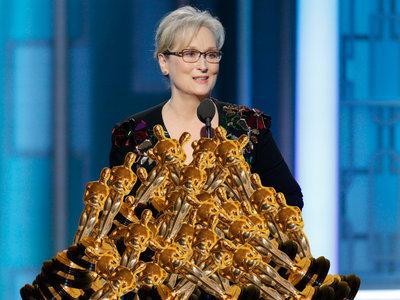 Donald Trump tiene razón: Meryl Streep es la actriz más sobrevalorada de la historia del cine