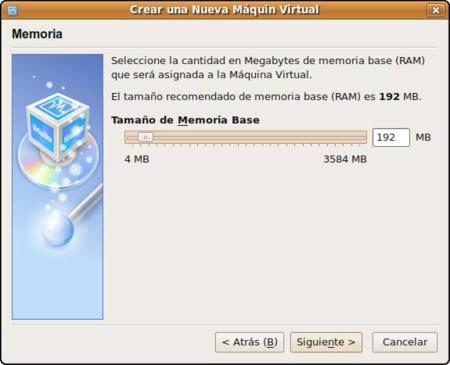 Asistente VirtualBox