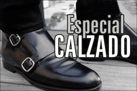 Especial Calzado en Trendencias Hombre, todo para vestir tus pies con estilo y a la última