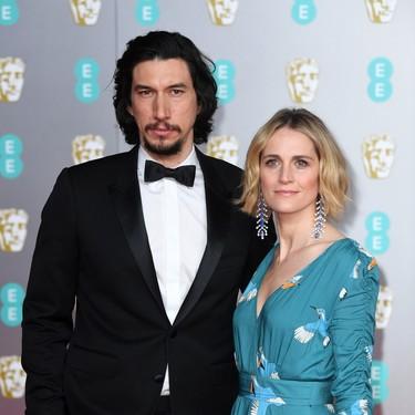 Estas han sido las parejas de famosos más destacadas de la alfombra roja de los Premios BAFTA 202
