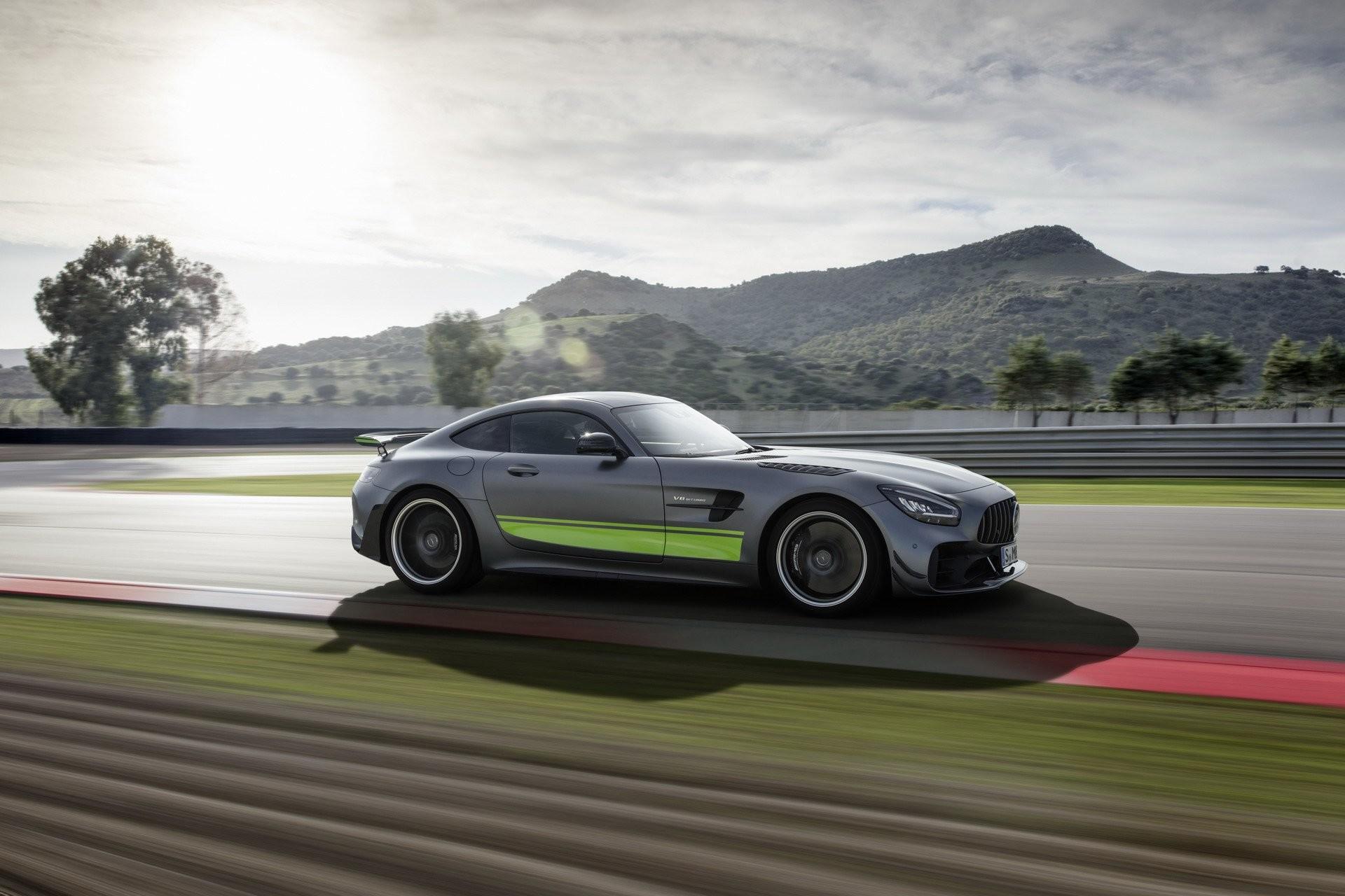 Foto de Mercedes-AMG GT 2020 (38/44)