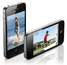 iMovie en el iPad fijo