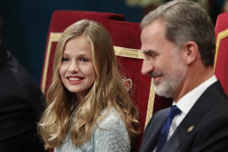 Todos los detalles del debut de la princesa Leonor en sus primeros Premios Princesa de Asturias: el discurso y las anécdotas