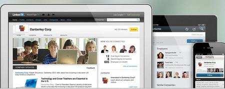 Linkedin extiende su nuevo diseño de páginas de empresas para todos