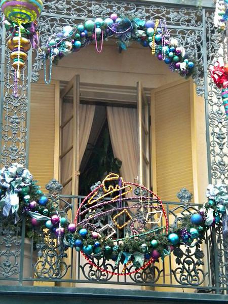 Balcon Navidad 07