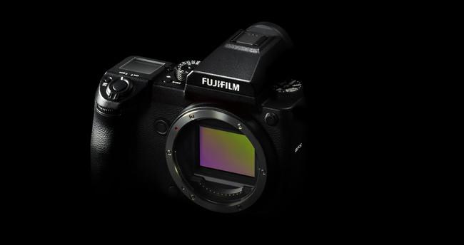 GfX Fujifilm