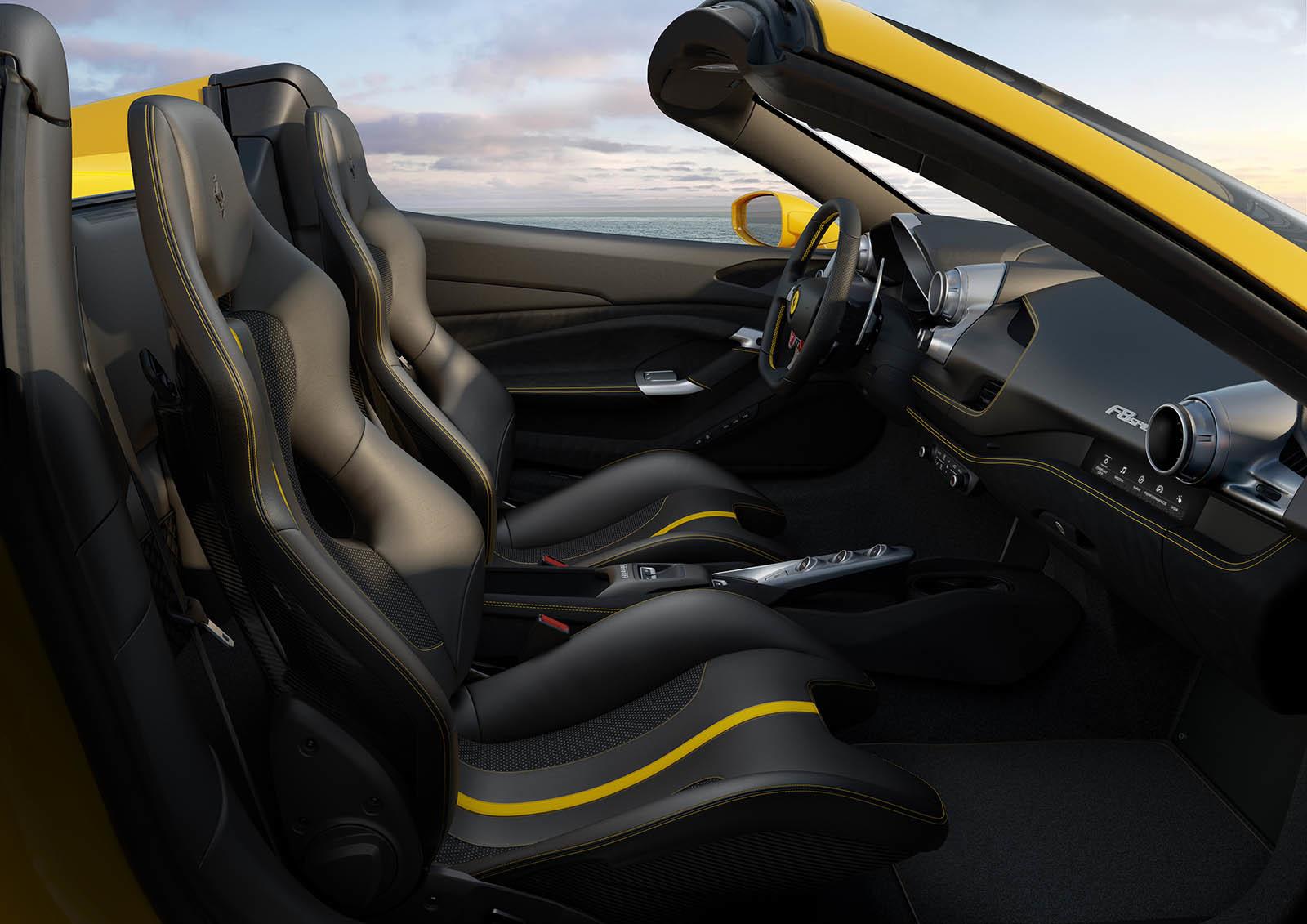 Foto de Ferrari F8 Spider (1/10)