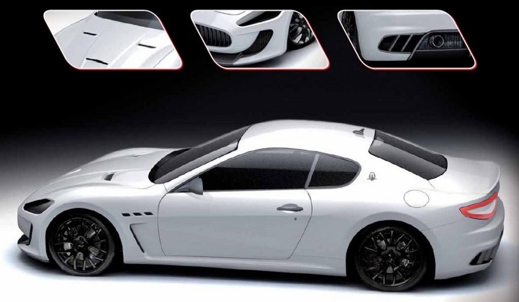 Foto de Maserati Gran Turismo MC Corse Concept  (9/12)