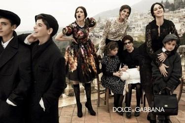 Campaña Otoño-Invierno 2012/2013 de Dolce & Gabbana