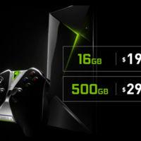La consola Nvidia Shield lanzará versión de 500 GB por 299,99 dólares