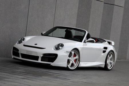 Porsche 911 Turbo S Techart, 620 caballos y par, par y par