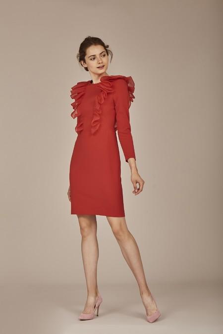 Coosy Vestido Kita Rojo