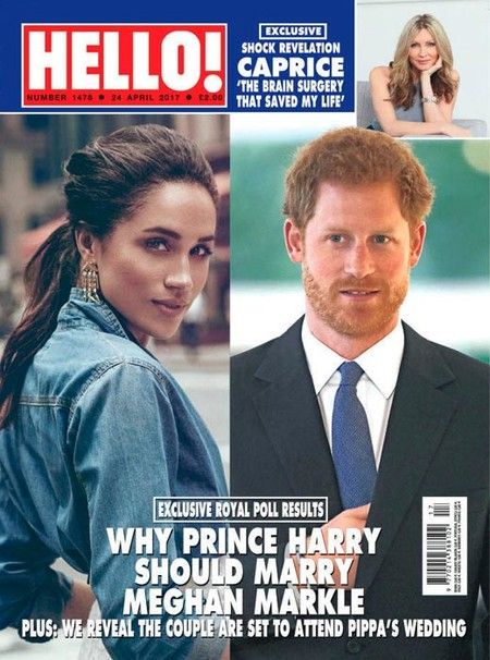 Royal News: Harry se llevará a Meghan Markle a la boda de Pippa mientras que William le da a la charleta con Lady Gaga