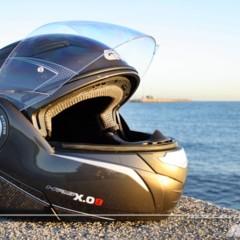 Foto 5 de 38 de la galería givi-x-09-prueba-del-casco-modular-convertible-a-jet en Motorpasion Moto