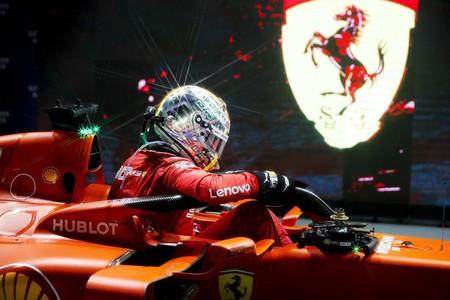 Vettel Singapur F1 2019 3