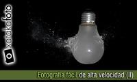 Fotografía de alta velocidad fácil (II)