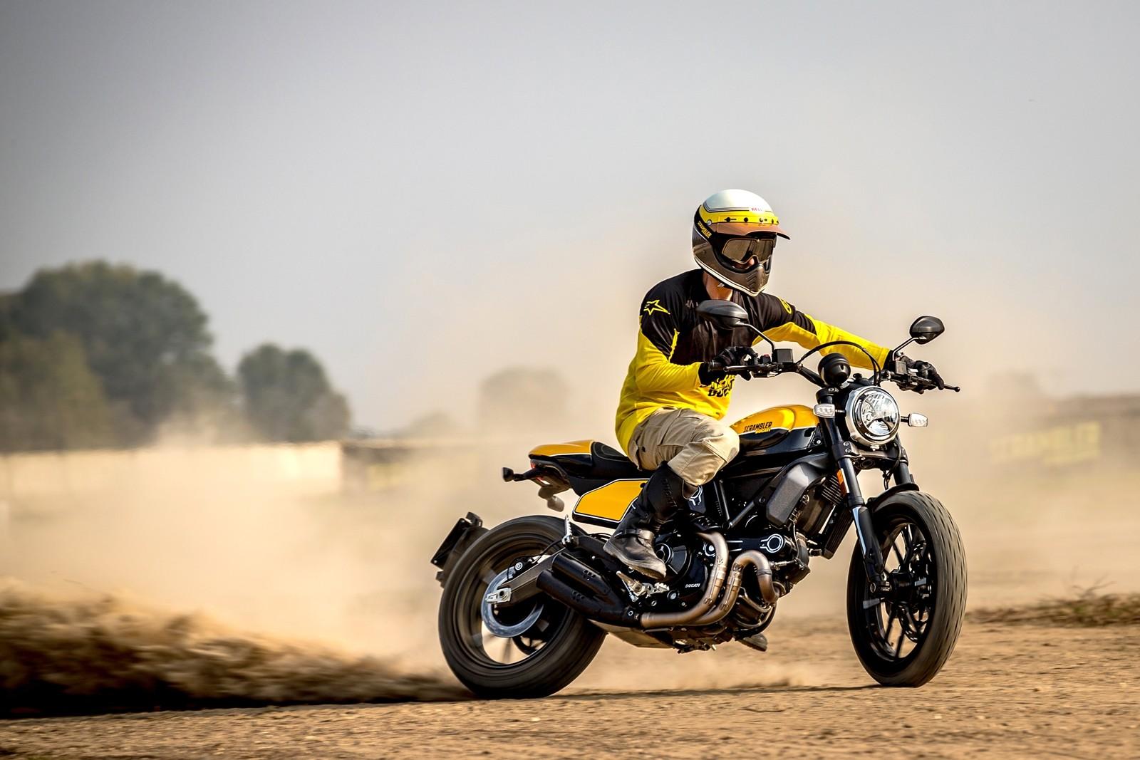 Foto de Ducati Scrambler Full Throttle 2019 (5/18)