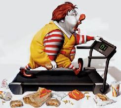 El Reino Unido prohíbe anunciar fast food en televisión
