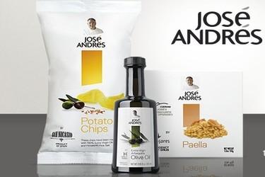 José Andrés crea en EEUU una línea de alimentos españoles