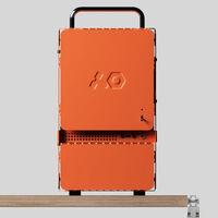 Una caja por piezas para tu PC por piezas, la nueva y llamativa propuesta de Teenage Engineering
