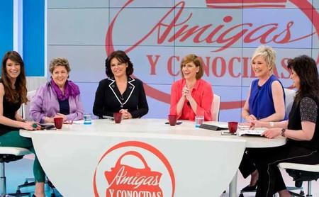 De Ana Rosa a 'Cuéntame': así se está viviendo la huelga del Día de la mujer en televisión