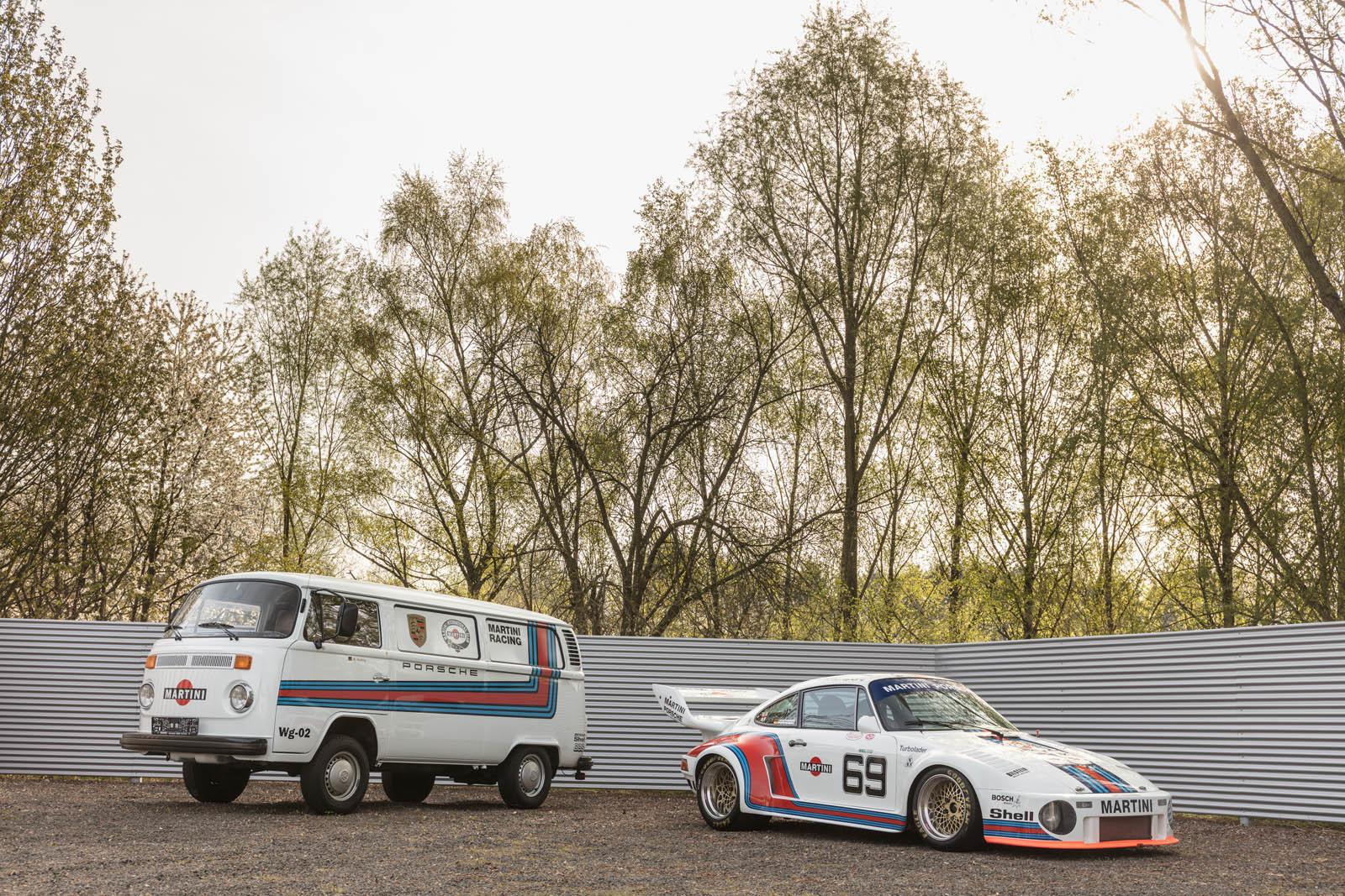 Foto de Porsche 930 clásico a subasta (2/42)