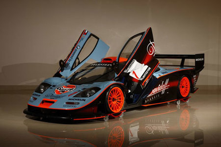 McLaren F1 GTR Long Tail, una joya a la venta