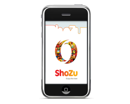 ShoZu en iPhone