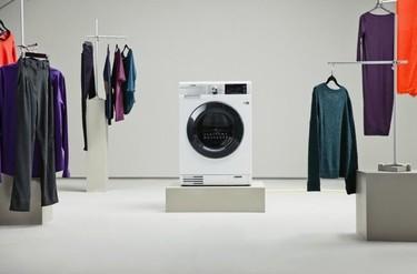 AEG presenta su nueva lavasecadora ÖKOKombi Plus que seca tan bien como lava y ahorra agua y energía