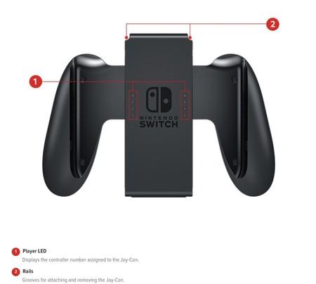 Nintendo Switch Especificaciones 10