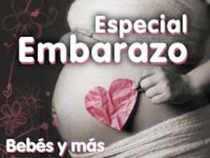 Especial Embarazo en Bebés y más