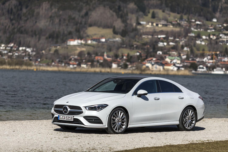 Foto de Mercedes-Benz CLA Coupé 2019, toma de contacto (111/248)