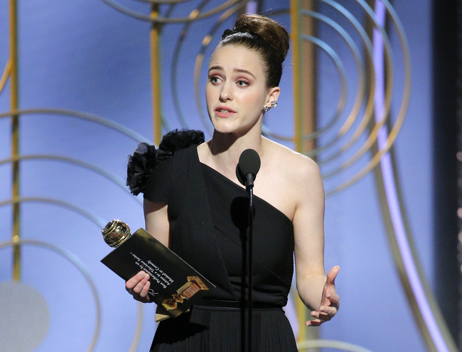 No solo lo vistieron, también lo gritaron: estos son los discursos feministas de los Globos de Oro 2018