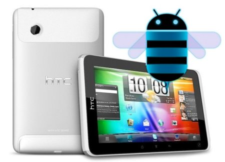 HTC Flyer tendrá actualización a Honeycomb