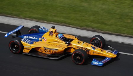 Alonso Indianapolis 2019