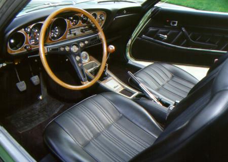 Interior Toyota Celica 1971