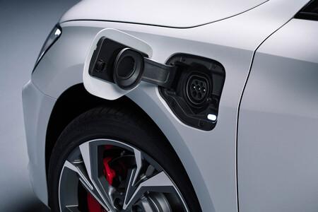 Audi a3 45 TFSI e híbrido enchufable