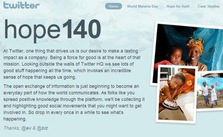 Twitter crea una herramienta para ONGs que quieran difundir su labor