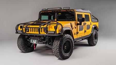 Mil-Spec Automotive M1-R: el Hummer H1 más lujoso e imponente de todos, es una pieza única que cuesta 8.5 millones de pesos