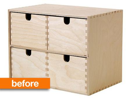 Hazlo t mismo un organizador de escritorio de estilo vintage - Organizadores escritorio ...