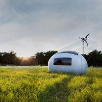 Existe una caravana autosufiente y ecológica y nos parece ideal para los amantes de los viajes sostenibles