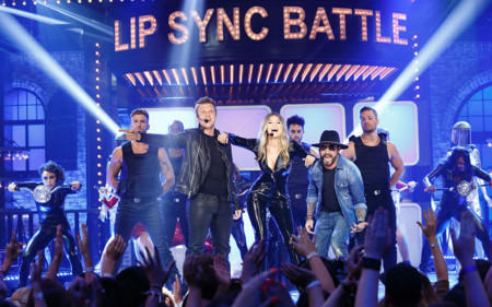 Gigi Hadid se convierte en la nueva integrante de Backstreet Boys... Y todo gracias a Lip Sync Battle