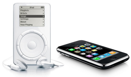iPod iPhone