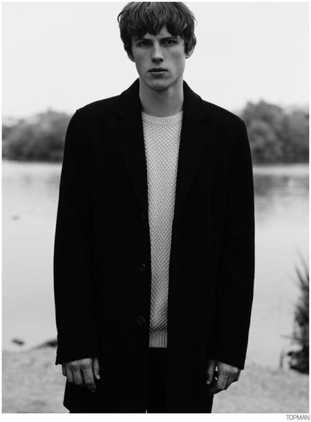 Topman Coat Fall 2014 Campaign 010