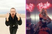 Britney Spears y Aaron Paul quieren bailar juntos