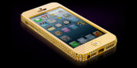 Solid Gold Superstar ICE, el iPhone 5 de oro y diamantes que podrás adquirir por 100.000 dólares