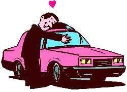 Más amor al coche que a la novia