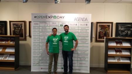 """Entrevista a Philippe Lardy y Manu Sánchez, impulsores de OpenExpo: """"el punto de encuentro de las comunidades y las empresas"""""""