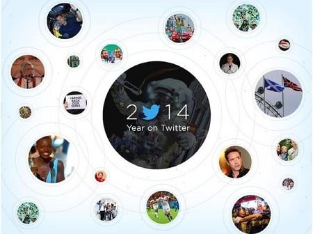 Twitter nos presenta lo mejor del 2014