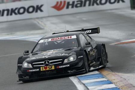 Timo Glock se lleva la última victoria de la temporada. Roberto Merhi, segundo